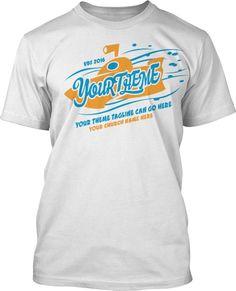 Go Deep VBS 2016 T-Shirt Design - Submerged - #16214