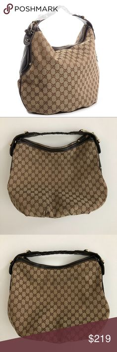 bce7bc13ee8 Gucci Pelham Hobo Authentic Gucci Pelham Hobo, purchased at local Gucci  store. This was