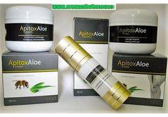 Cremas de aloe vera y veneno de abeja apitox-aloe