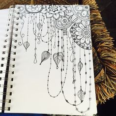 Beautiful Colored Zentangle Doodles From Helloangelcreative Com
