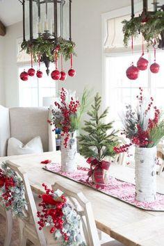 Nice 60 Elegant Christmas Decorations Ideas https://roomadness.com/2018/06/06/60-elegant-christmas-decorations-ideas/