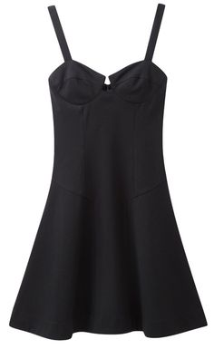 Antipodium - Clandestiny Dress in Black
