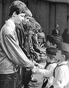 https://flic.kr/p/xAExB2 | Jugendweihe in der DDR ,DDR Kinder und Jugend,DDR Pioniere
