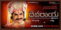 Devaraya Movie Reviews | Devaraya Movie Ratings | Devaraya Telugu Movie Performances, Cast and Crew on APHerald.com