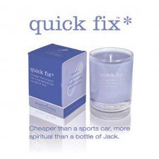 Quick Fix Soy Candle--$19