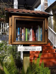 Help support Xavier Little Free Library Build .
