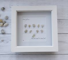 © Pebble Art by Rebecca Kate. Far Far Away Art, Etsy. So I've said it before, and I'll say it again...