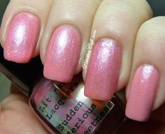 Sudden Serious Sweetness Full Size Nail Lacquer by LiteraryLacquer, $10.00