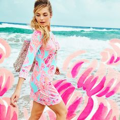 Hellllloooo Spring. Shop Lilly Pulitzer new arrivals now by clicking on this image.