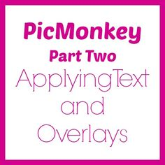 PicMonkey-applying-text-and-overlays by Mom's Make Money sharedon DIY Showcase on VMG206