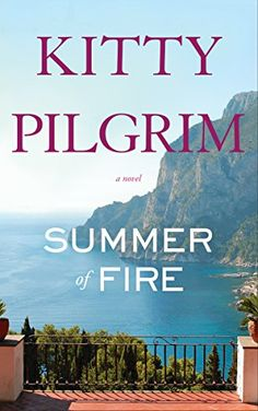Summer of Fire by Kitty Pilgrim is the perfect summer read. The characters travel all across Europe: Capri, Naples, Mt. Etna, Paris, & London. This is a fast paced thriller with romance and mystery. I love Kitty Pilgrim's writing style. You completely forget you are reading a book because you are so deeply engrossed with the story. I'm looking forward to reading the two previous books as well. #sp