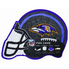 The big game is February 3! Baltimore fans will go crazy over this Ravens cake pan!