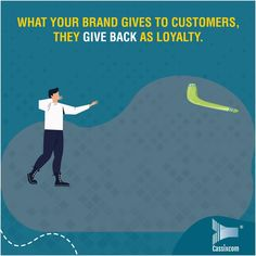 Customers are in constant search for what is in it for them and if your brand can deliver to their expectations, they become loyal customers. Email: Info@cassixcom.com Follow @cassixcom #Cassixcom #Customer #LoyaltyProgram #BrandPromotion #DigitalMarketing #DigitalMarketingAgency #MarketingAgency #OnlineMarketing #DigitalMarketingServices #WebsiteDevelopment #PaidMarketing #PaidMarketingStrategy #SocialMediamarketing #GoogleAds #ContentServices #DigitalMarketingTips #GrowYourBrand Digital Marketing Services, Social Media Marketing, Online Marketing, Brand Promotion, Google Ads, Loyalty, Search, Searching, Honesty