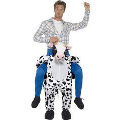 Disfraz de Vaca a Hombros - Comprar Online {Miles de Fiestas}