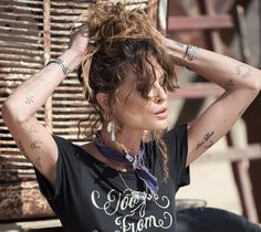 Erin Wasson Tattoos <3
