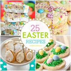 Easter Recipes at th