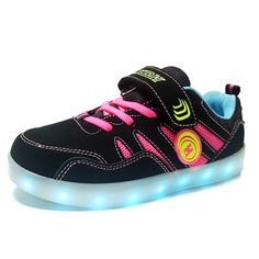 USB Rechargeable Tenis Led Feminino Basket Led Light Up Trainers Kids Boy Girl Luminous Led Sneakers Child Glowing Shoes #Affiliate