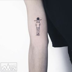 40+ Simple Yet Striking Tattoos By Former Turkish Cartoonist That You'll Want On Your Skin