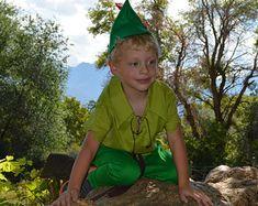 Peter Pan Peter pan Kostüm Halloween Mädchen von LaPetiteTutus