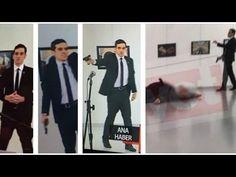 Fallece el embajador ruso en Turquía tras un atentado.