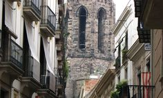Barcelona - Santa Maria del Pi