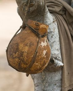 Gourd, Southern Ethiopia by Sean Winslow