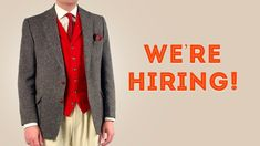 Would You Like A Career In Classic Menswear? We're Hiring YouTube Personalities! Gentleman's Gazette | Do you have what it takes? Click the link below to apply! https://gentl.mn/2uehpxs    We are looking forward to working with you!  Do you love:  1. Classic menswear? 2. A gentlemans lifestyle? 3. Sharing it with the world?  You know the difference between a Neapolitan and a Savile Row suit and you arent afraid of being the most dressed up person in the room?  Do your friends make fun of you…