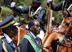 Mugabe Opens Zimbabwe Parliament - http://zimbabwe-consolidated-news.com/2016/10/06/mugabe-opens-zimbabwe-parliament/