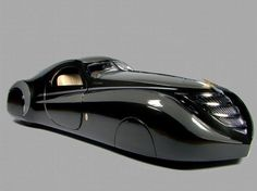 Duesenburg coupe Simone Midnight Ghost (1939)