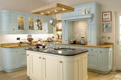 Simple Country Kitchen Capricious Photos