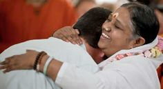 Amma--the hugging saint