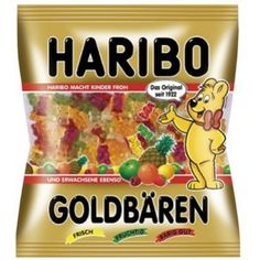 Haribo macht kinder froh...