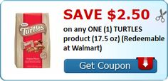 New Coupon!  Save $2.50 on any ONE (1) TURTLES product (17.5 oz) (Redeemable at Walmart) - http://www.stacyssavings.com/new-coupon-save-2-50-on-any-one-1-turtles-product-17-5-oz-redeemable-at-walmart/