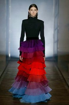 Givenchy.. that skirt