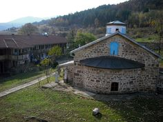 St. Ivan of Rilski Monastery, Chiprovtsi, Bulgaria
