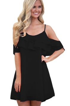 Style: Cute, Brief, Club, Sexy Occasion: Homecoming, Wedding Party, Cocktail Party, Sweet 16, Summer Pattern: Solid Neckline: Hammock Sleeve Length: Short Sleeve Dress Length: Above Knee Mini Size Typ