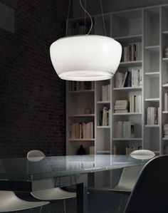 Implode pendant light designed by Gregorio Spini 2013
