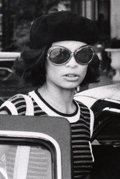 Bianca Jagger, c. 1960s.