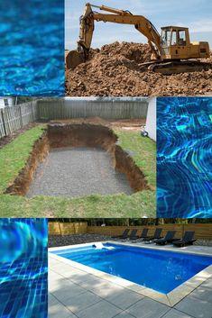 Homemade Swimming Pools, Swimming Pool Cost, Fiberglass Swimming Pools, Swiming Pool, Natural Swimming Pools, Swimming Pools Backyard, Swimming Pool Designs, Lap Pools, Natural Pools