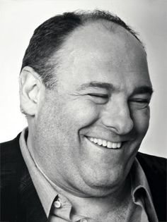 james gandolfini - will be missed by so so many....