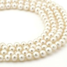 Cultured Pearl 60 Inch Necklace SusanB.. $100.00