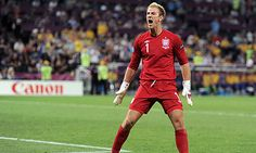 Joe Hart made more saves than any other goalkeeper during the group stages of Euro 2012.