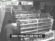 REAL GHOST IN SHOP WATCH THIS! You decide if its real ..