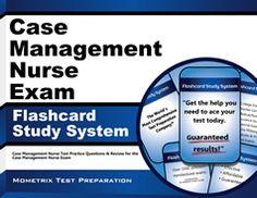 Case Management Nurse Exam Flashcard Study System