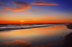 Playa de Zahara de los Atunes. Zahara de los Atunes Beach.
