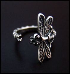 Dragonfly Ring - High Quality | eBay