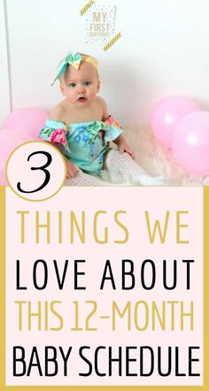 3 Things We Love About This 12 Month Baby Schedule 12 Month Old Schedule, Baby Schedule, Sleep Schedule, Toddler Sleep, Baby Sleep, Christian Parenting, Baby Play, Parenting Advice, English