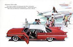 1960 De Soto Adventurer 4-door sedan