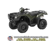 New 2017 Honda TRX500FA5H RUBICON 500 DCT ATVs For Sale in Illinois. 2017 Honda TRX500FA5H RUBICON 500 DCT, New 2017 HONDA RUBICON 500 DCT ATV owned by our Decatur store and located in DECATUR. Give our sales team a call today - or fill out the contact form below.