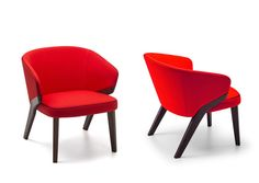 Nora Lounge Chair - Custom contemporary furniture, lighting and interiors